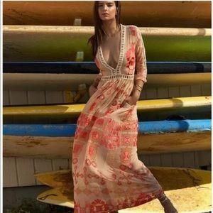 FLL Barcelona Maxi Dress